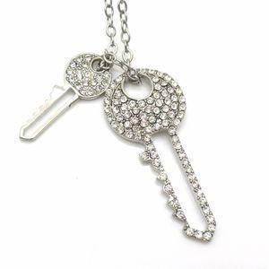 Unique Key Necklace